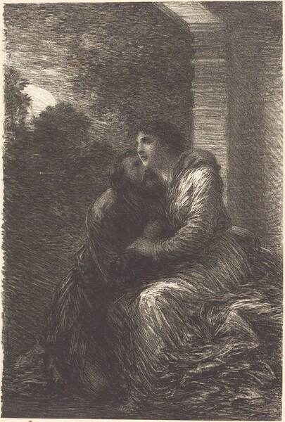 Love Scene from Act III of Lohengrin