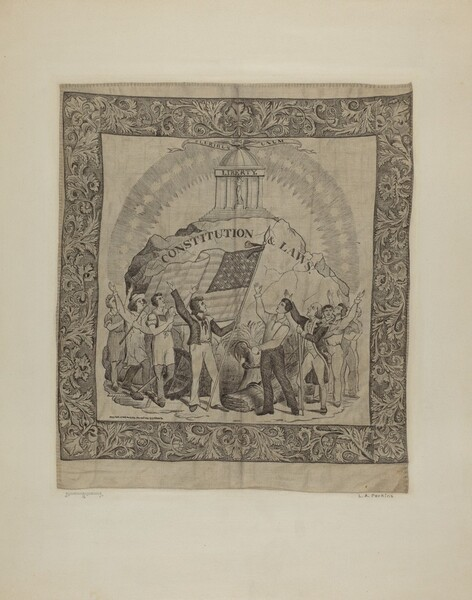 Printed Textile (Historical)