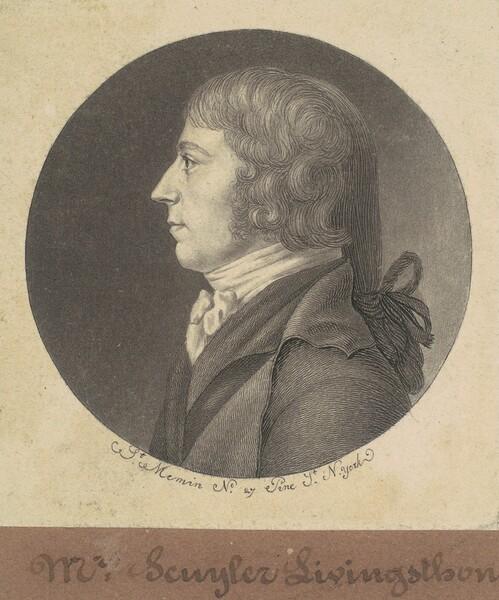 Peter Schuyler Livingston