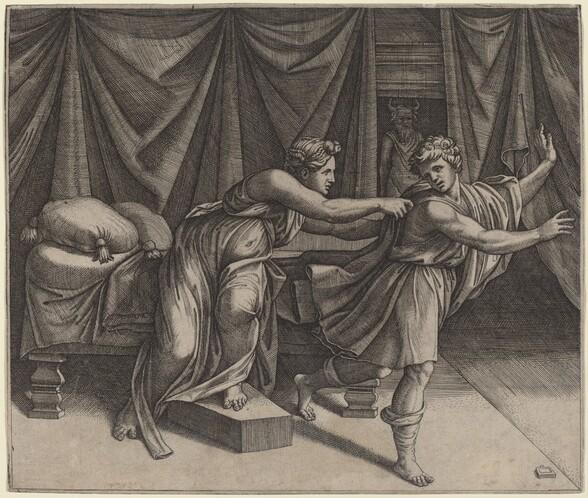Joseph and Potiphar