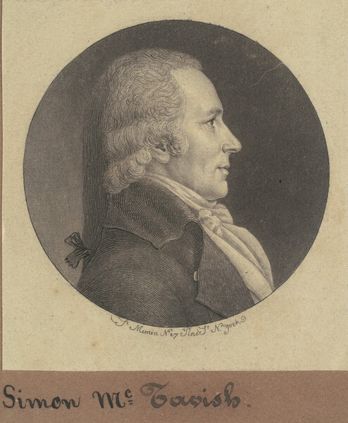Simon McTavish