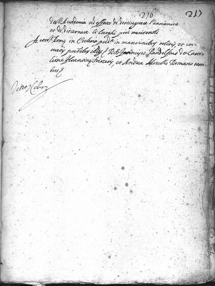 ASR, TNC, uff. 15, 1633, pt. 1, vol. 135, fol. 216r