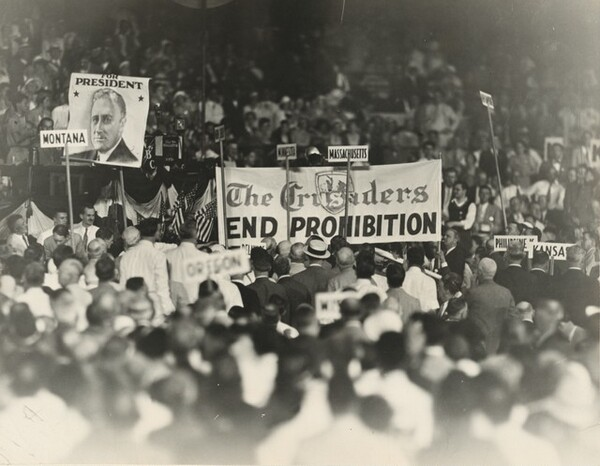 Prohibition No Longer