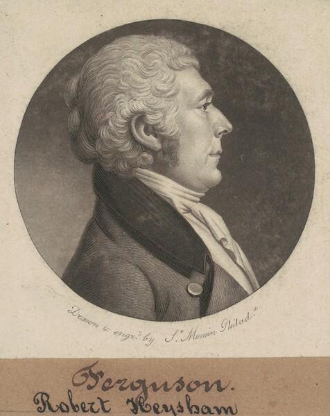 Robert Heysham
