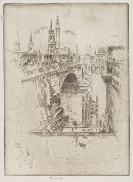 London Bridge Stairs