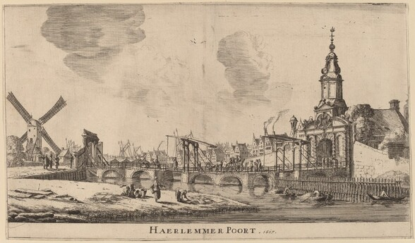 Haarlem Gate (Haerlemmer Poort)