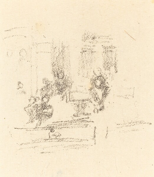 Trial Sketch: An Interior