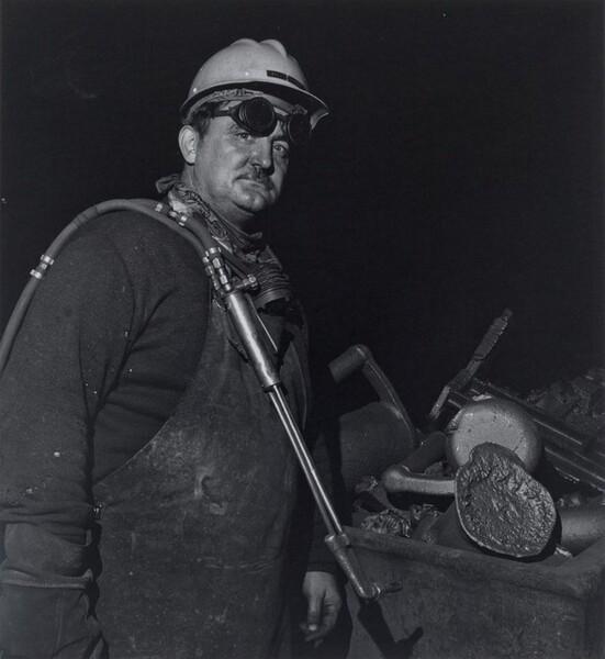 Welder, Atlas Steel Casting (Working People series)