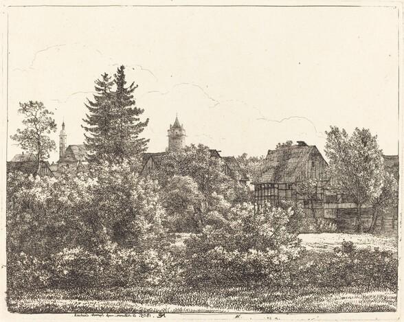 Lauban in Silesia