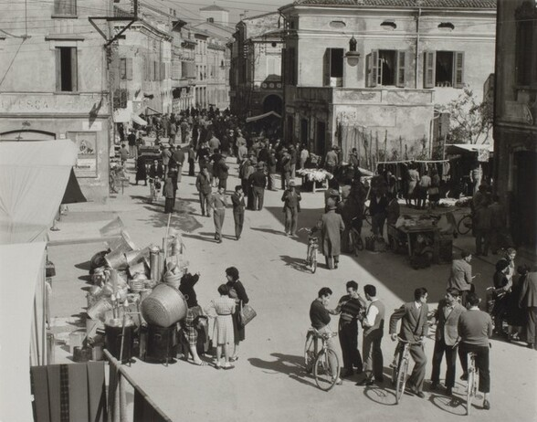 The Market, Luzzara, Italy