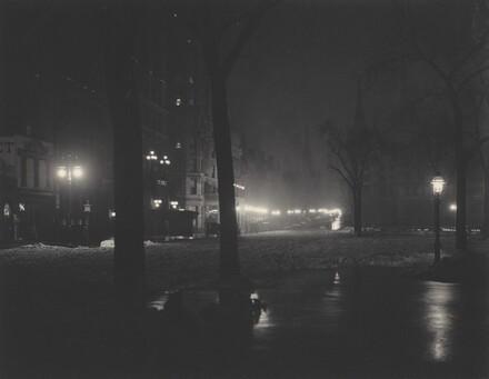 Night—Fifth Avenue
