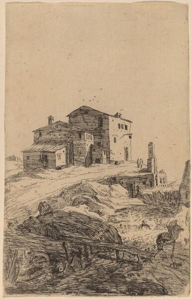 The Inn near Prima Porta
