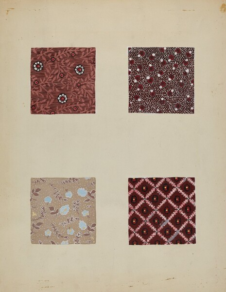 Materials from Patchwork Quilt