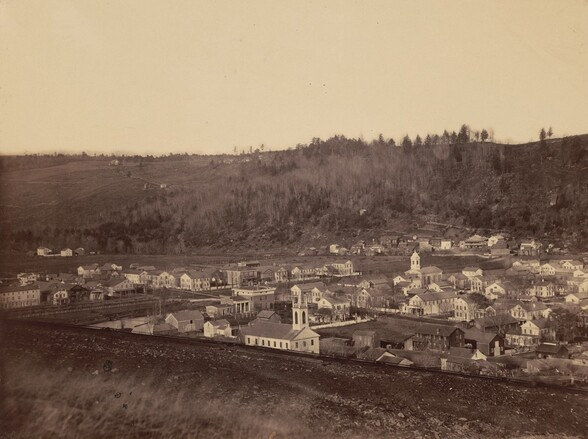 Honesdale, Section 1, Del. & Hudson Canal Co.