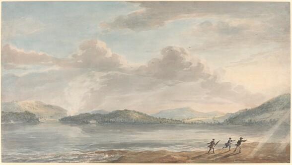 The Tide Rising at Briton Ferry