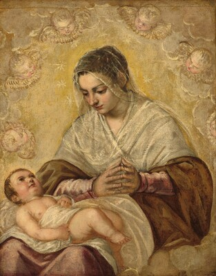 The Madonna of the Stars