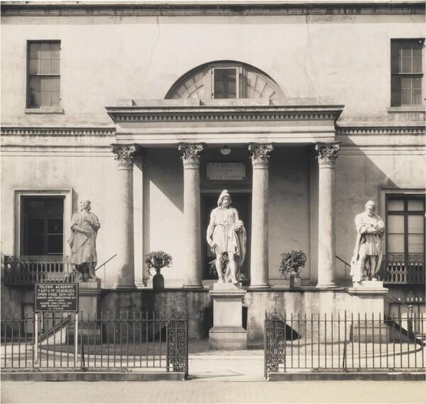 Telfair Academy of the Arts and Sciences, Savannah, Georgia