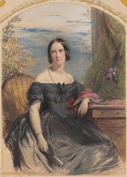 Mrs. Anne Walbanke-Childers