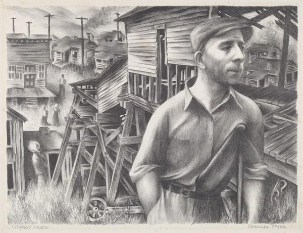 Crippled Miner