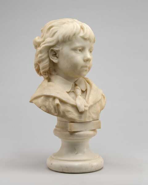 Portrait of a Young Boy (Henry Ebenezer Bingham?)