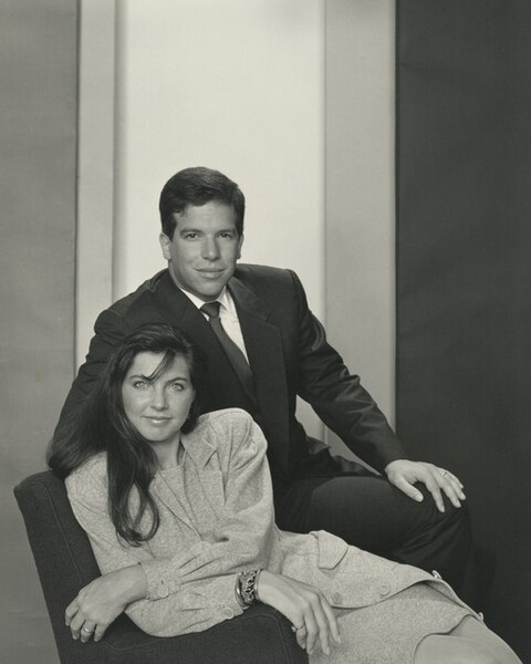 Mary and Dan Solomon