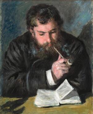 Auguste Renoir, Claude Monet, 18721872