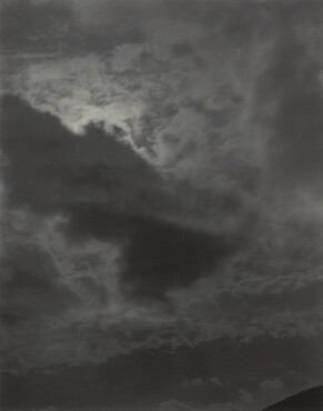 image: Music—A Sequence of Ten Cloud Photographs, No. VI