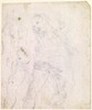 Study of a Madonna [verso]