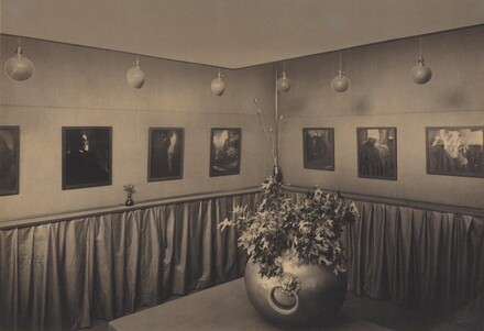 First Steichen Exhibition, Main Room—Photo-Secession Gallery