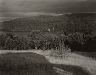image: Lake George from the Hill