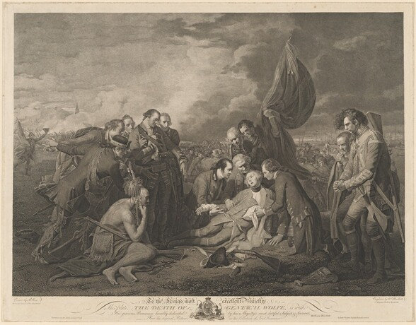 The Death of General Wolf