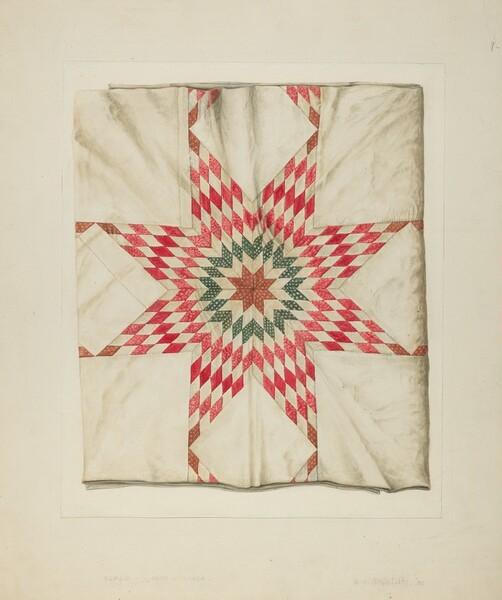 Hand Made Quilt