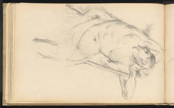 Study of the Allegorical Figure Bellona in Rubens