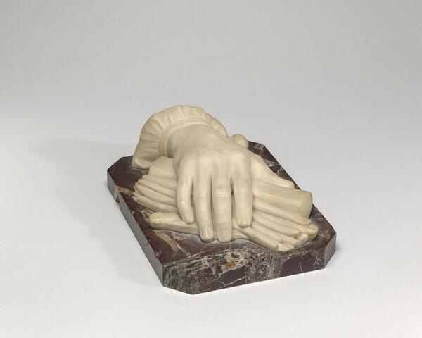 Hand of Pietro Tenerani
