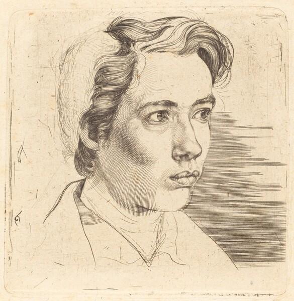 Portrait of Maisonneuve