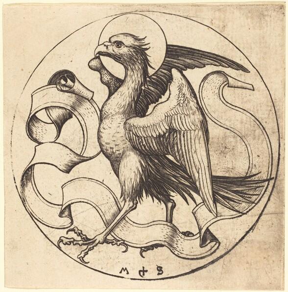 The Eagle of Saint John