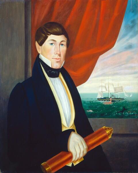 Connecticut Sea Captain