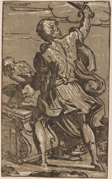 The Sacrifice of Abraham