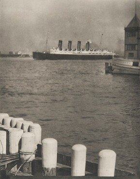image: The Mauretania