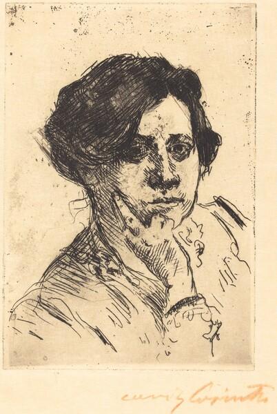 Frauenkopf (Head of Woman)