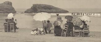 image: At Biarritz