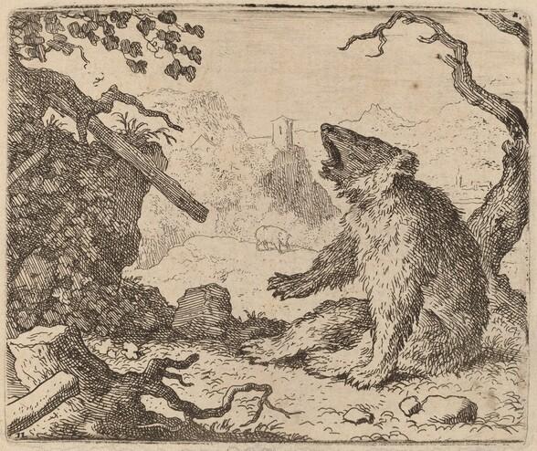 The Bear Sent as Messenger