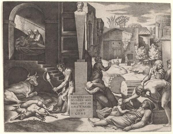 Il Morbetto (The Plague)