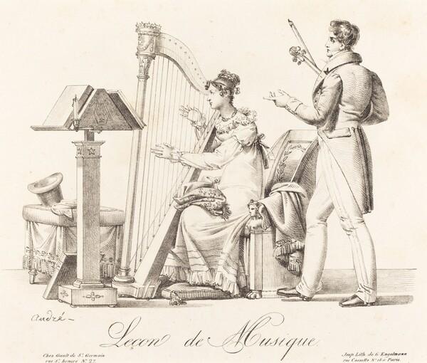 Leçon de Musique (Music Lesson)