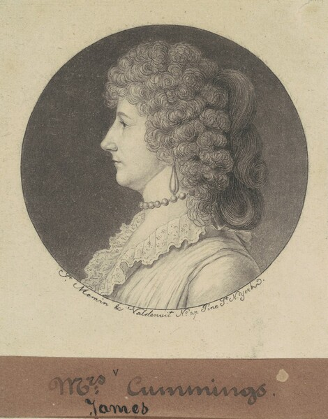 Phoebe Harisson Cuming