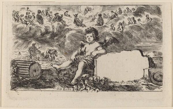 Title Page for Jeu des Mythologie
