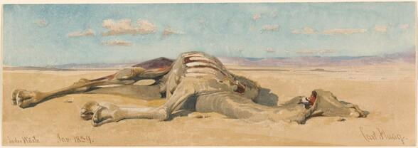 In der Wüste (In the Desert)