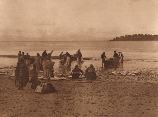 Return of Halibut Fishers