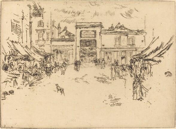 Little Market Place, Tours