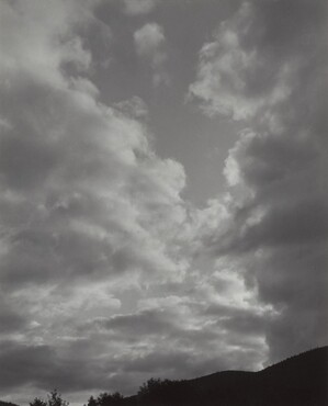 image: Music—A Sequence of Ten Cloud Photographs, No. II